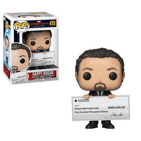 Funko POP! Marvel: Spider-Man FFH - Happy Hogan