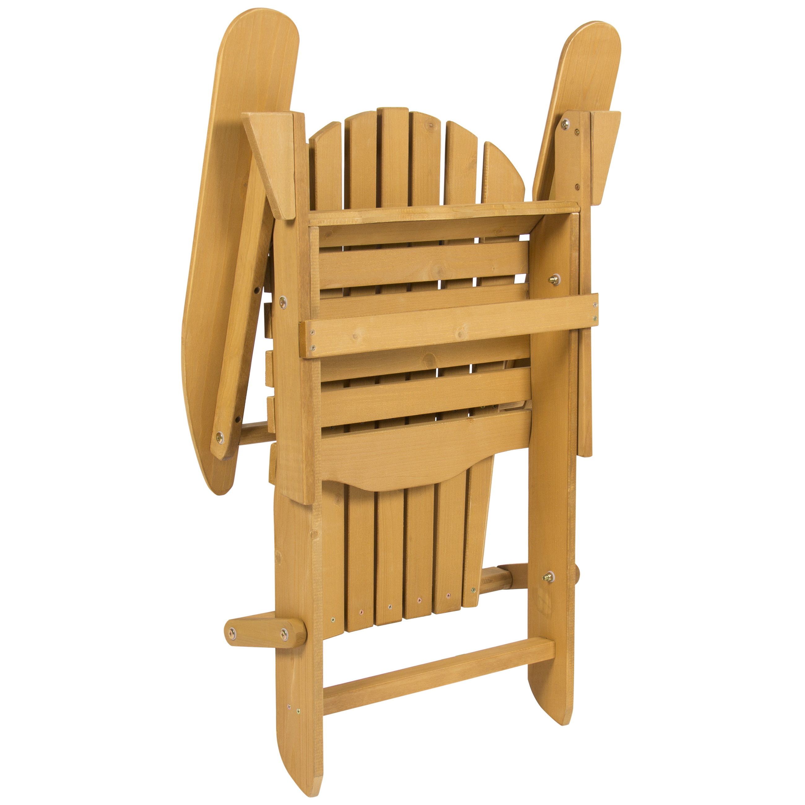 Wood Chair Foldable Patio Lawn Deck Garden Furniture Previous Next