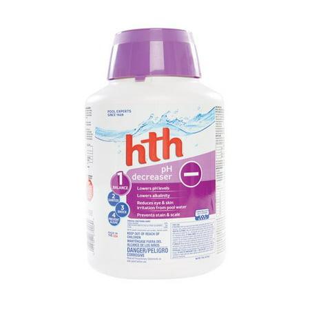 Hth Ph Decreaser  7Lbs