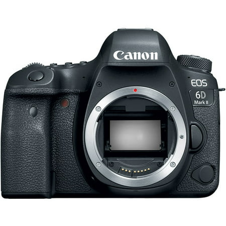Canon EOS 6D Mark II (Body Only) - Black (Canon 6d Best Price)