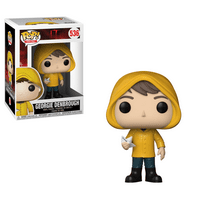 Funko POP! Movies IT: Georgie with Boat (S2), Vinyl Figure