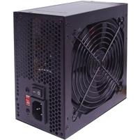 EPower Power Supply TOP-500PM 500W ATX12V 2.3 120mm Fan Black Retail