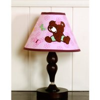 Geenny Boutique - Girl Teddy Bear Lamp S