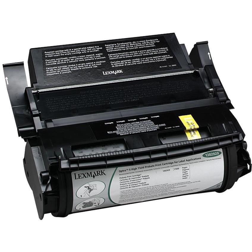 Lexmark, LEX1382929, 1382929 Toner Cartridge, 1 Each