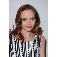 Christina Ricci At Arrivals For The Smurfs Family Festival Screening - 2013 Tribeca Film Festival Stretched Canvas -  (8 x 10)