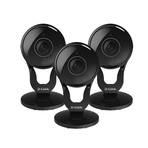 D-Link DCS-2530L (3-Pack) Wi-Fi Camera by D-Link