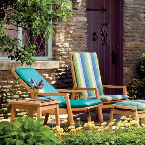 Oxford Garden Siena Chat Set - Seats 2