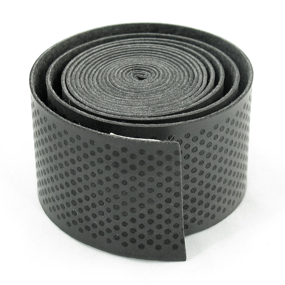 Fish Rod Tennis Racket Absorb Sweat Absorption Handle Grip Wrap Tape Dark Gray