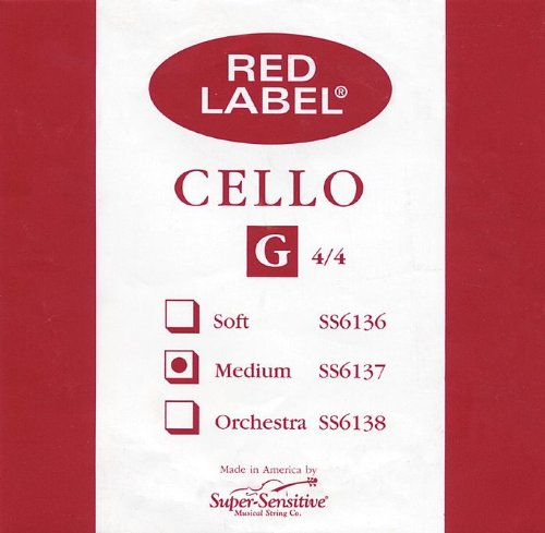 CELLO G STG-SUPER SENS 4/4