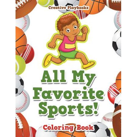 My Favorite Holiday Is Halloween (All My Favorite Sports! Coloring)