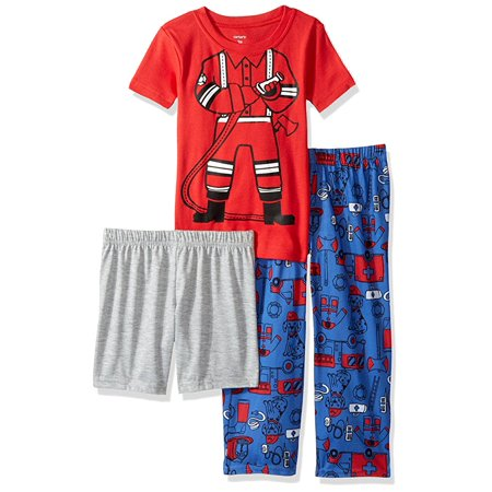 Carter's Boys 3 Piece Firefighter - Fire Fighter Outfit