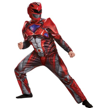 Adult Red Ranger 2017 Muscle, 42-46](Costumes 2017)