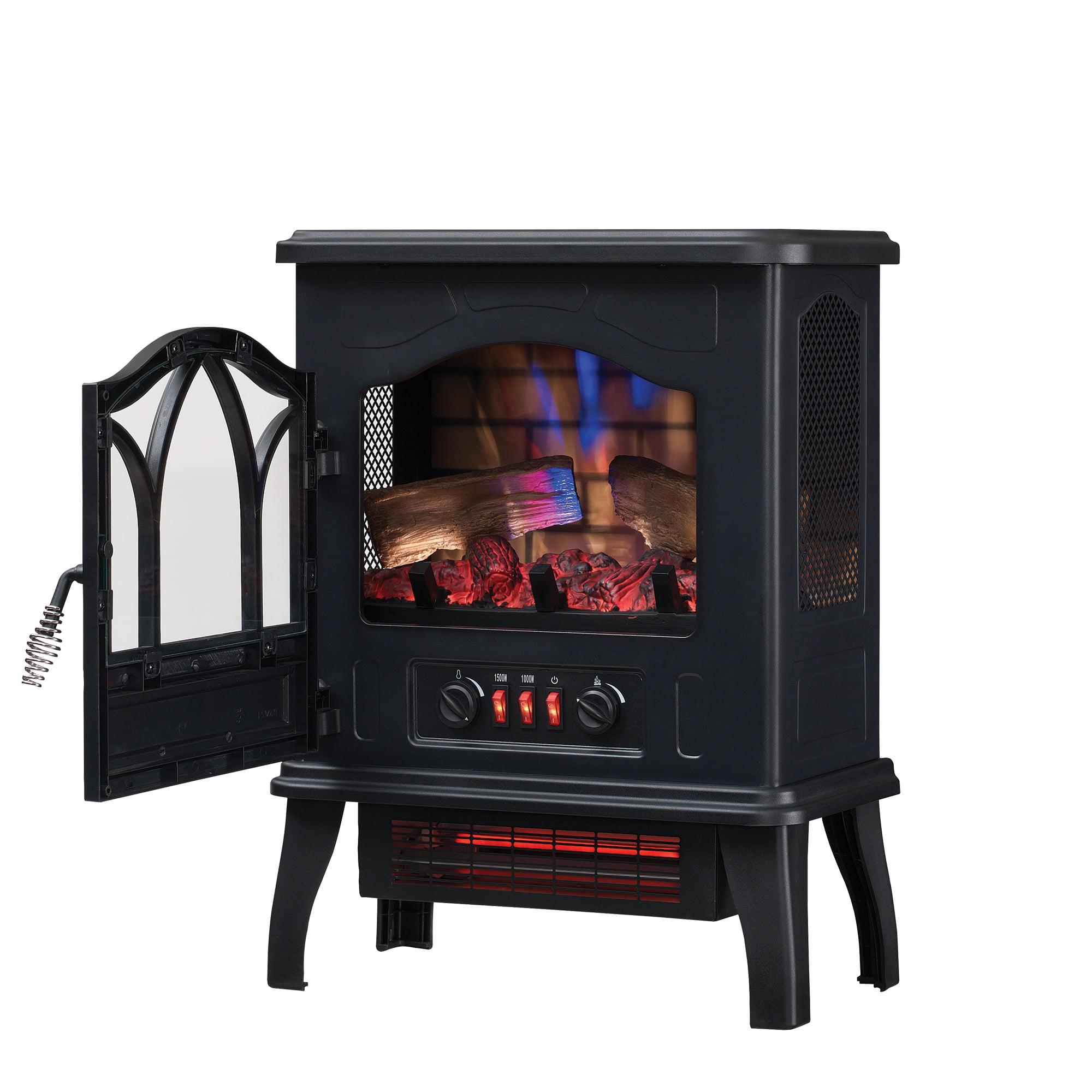 Chimneyfree Infrared Quartz Electric Space Heater 5 200