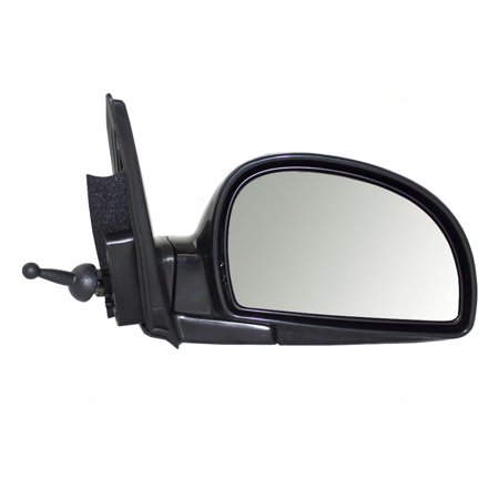 Pengers Manual Remote Side View Mirror Replacement For Hyundai 87620 25720