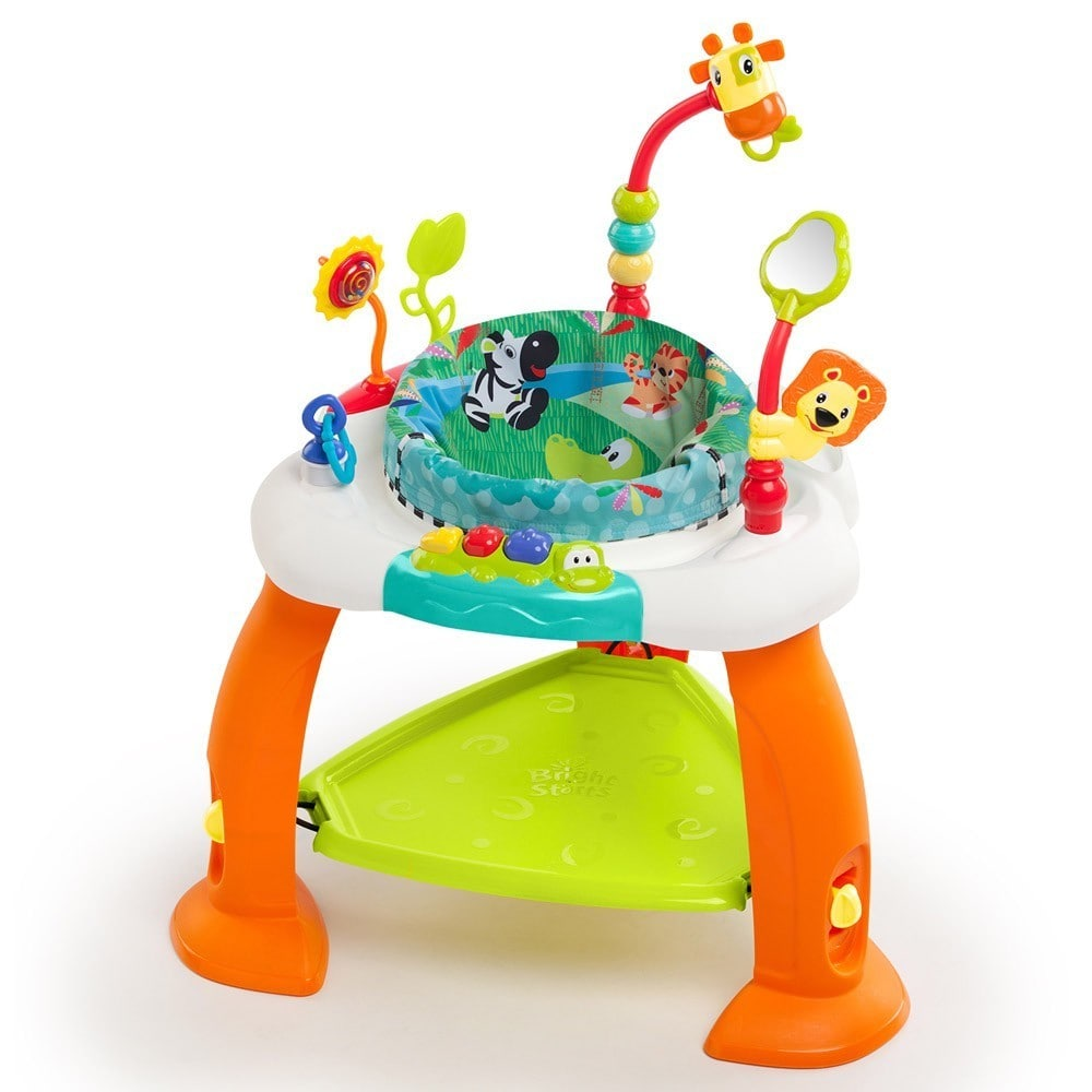 Bright Starts Multi-color Plastic 28.3-inch x 22.7-inch x 7-inch Bounce Bounce Baby by Overstock