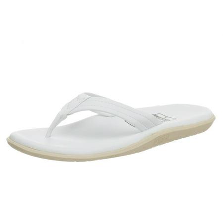 1954c8b715ef4 Island Sandals - Island Sandals PT202WHITE  Men s PT202 Flip Flop White -  Walmart.com