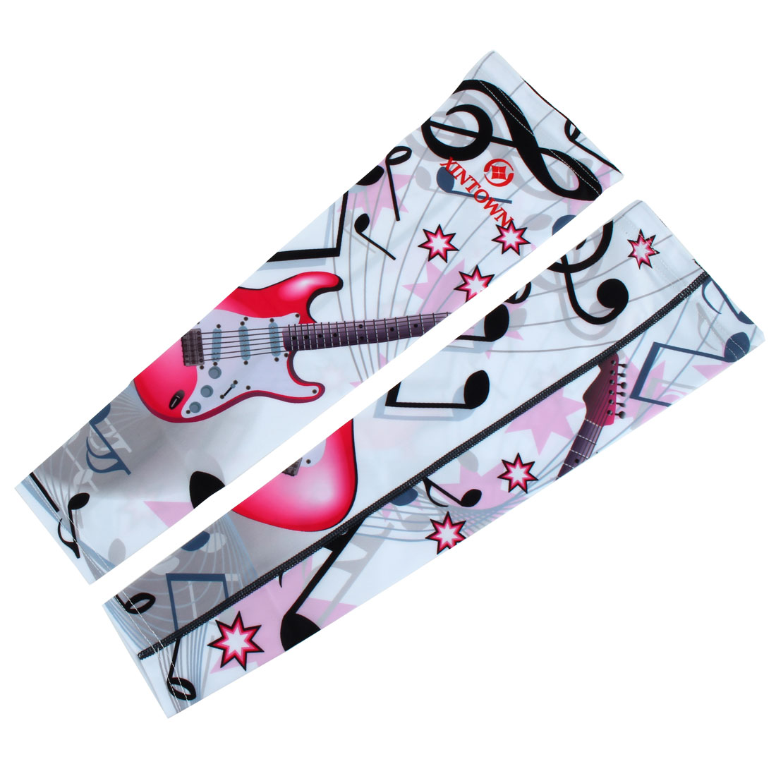 XINTOWN Authorized Unisex Cycling Football Arm Sleeves Cover Warmer #3 3XL Pair by