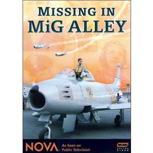 NOVA: Missing In MiG Alley (Widescreen)