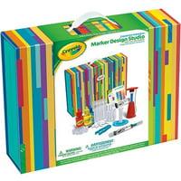 Marker Deign Studio - Craft Kit by Crayola (747206)