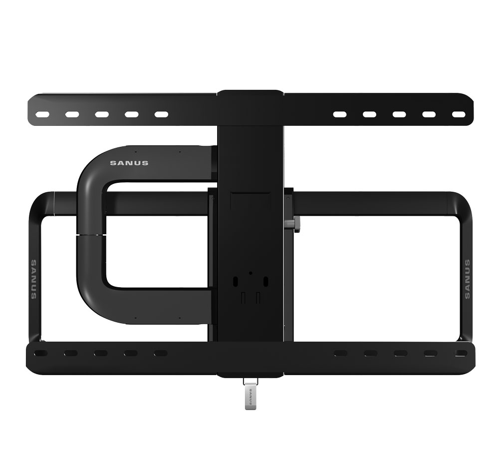 "SANUS Premium Series Full-Motion Mount for 51""-70"" Flat-Panel TVs"