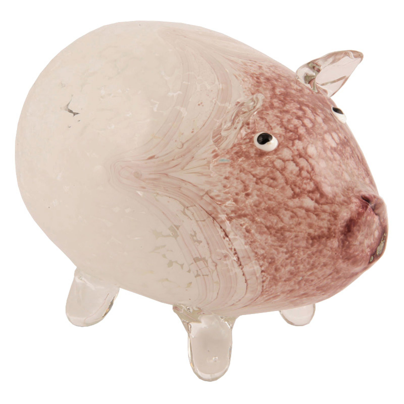 Pacific Accents Penelope Pig Votive Candle Holder