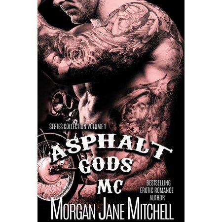Asphalt Gods' MC Series Collection Volume 1 - eBook (Mc Bbw Series Collection)