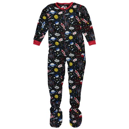Why Boys Footed Pajamas Are the Best