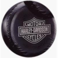 PlastiColor 795 Gray Harley-Davidson Spare Tire Cover