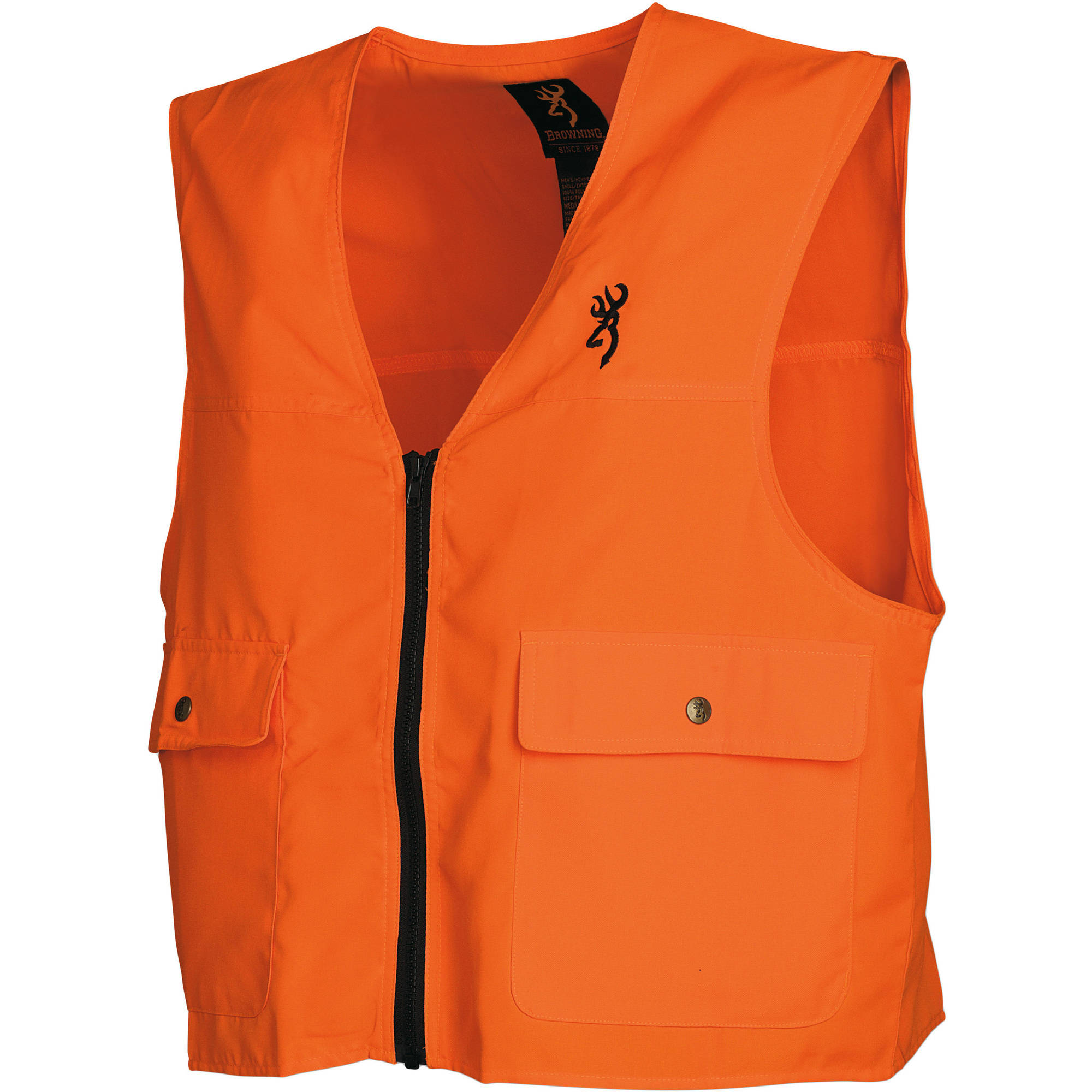 Browning Safety Blaze Overlay Vest
