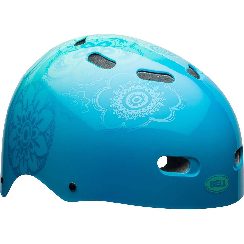 Bell Sports Bike Candy Multisport Zen Youth Helmet, Blue