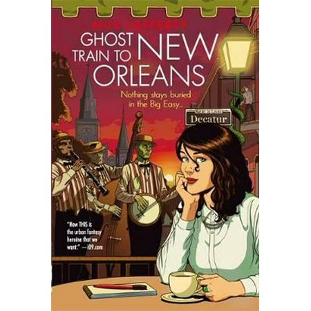 Ghost Train to New Orleans: Book 2 of the Shambling Guides (Paperback)