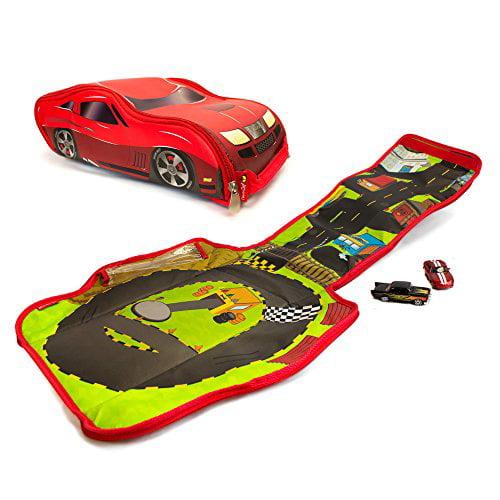 ZipBin Softie Racer