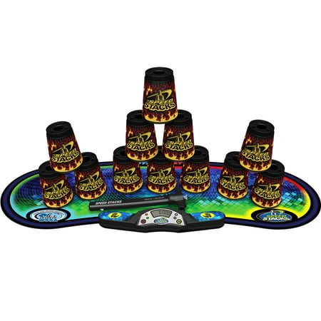 Speed Stacks Black Flame Competitor