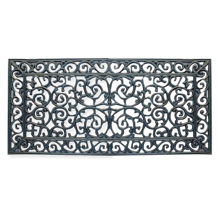 first impression audie entryway double door outdoor door mat. Black Bedroom Furniture Sets. Home Design Ideas