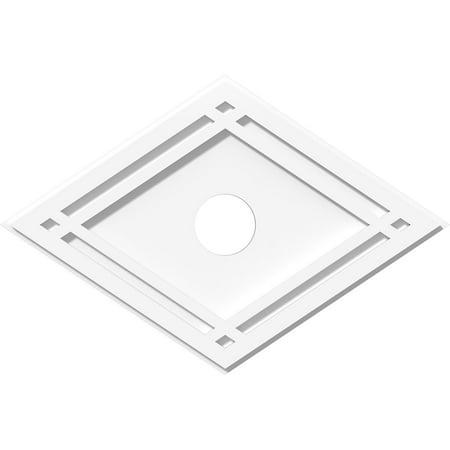 22 W x 14 5 8 H x 3 ID x 7 3 4 C x 1 P Diamond Architectural Grade PV