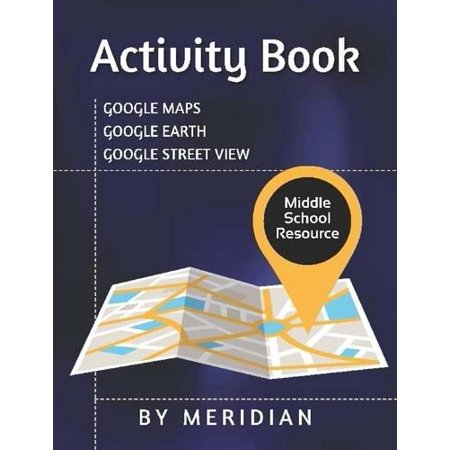 Google Maps Activity Book
