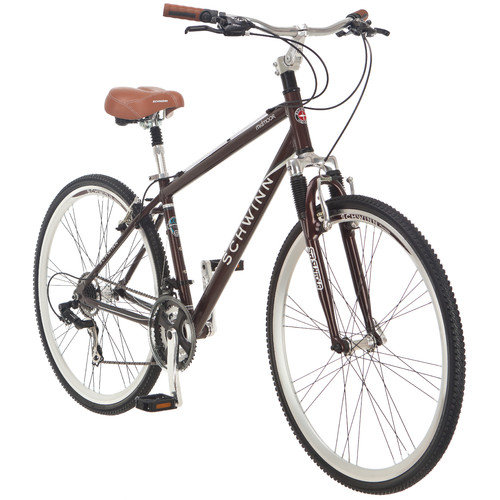 Schwinn Men's 700C Midmoor Hybrid Bike