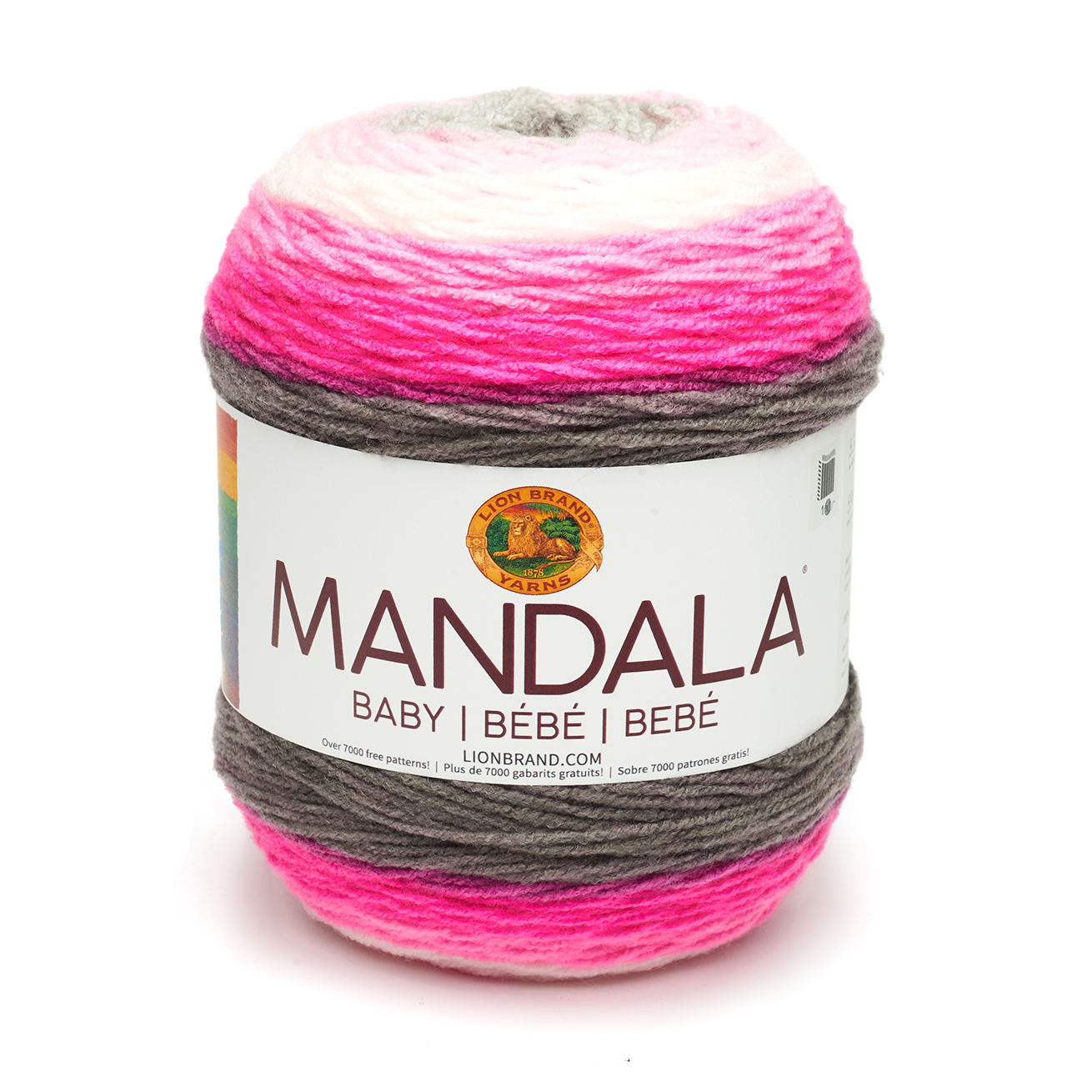 Lion Brand Mandala Baby Yarn 590 Yd Walmart Inventory Checker