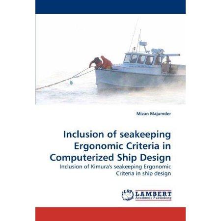 Inclusion of Seakeeping Ergonomic Criteria in Computerized Ship Design - image 1 de 1