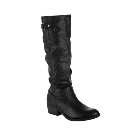 Time and Tru Women's Tall Slouch Boot