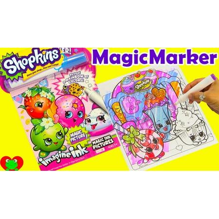860 Shopkins Coloring Book Walmart HD