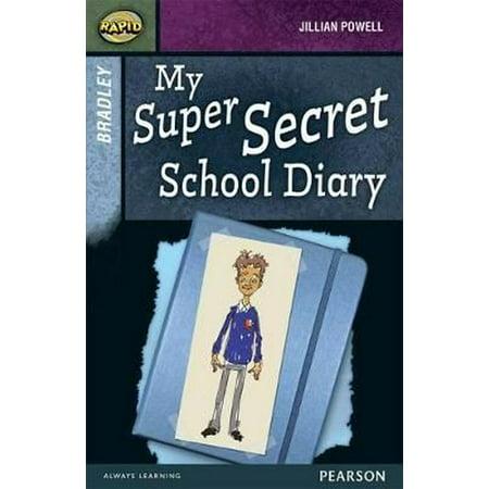 Rapid Stage 9 Set A: Bradley: My Super Secret School -