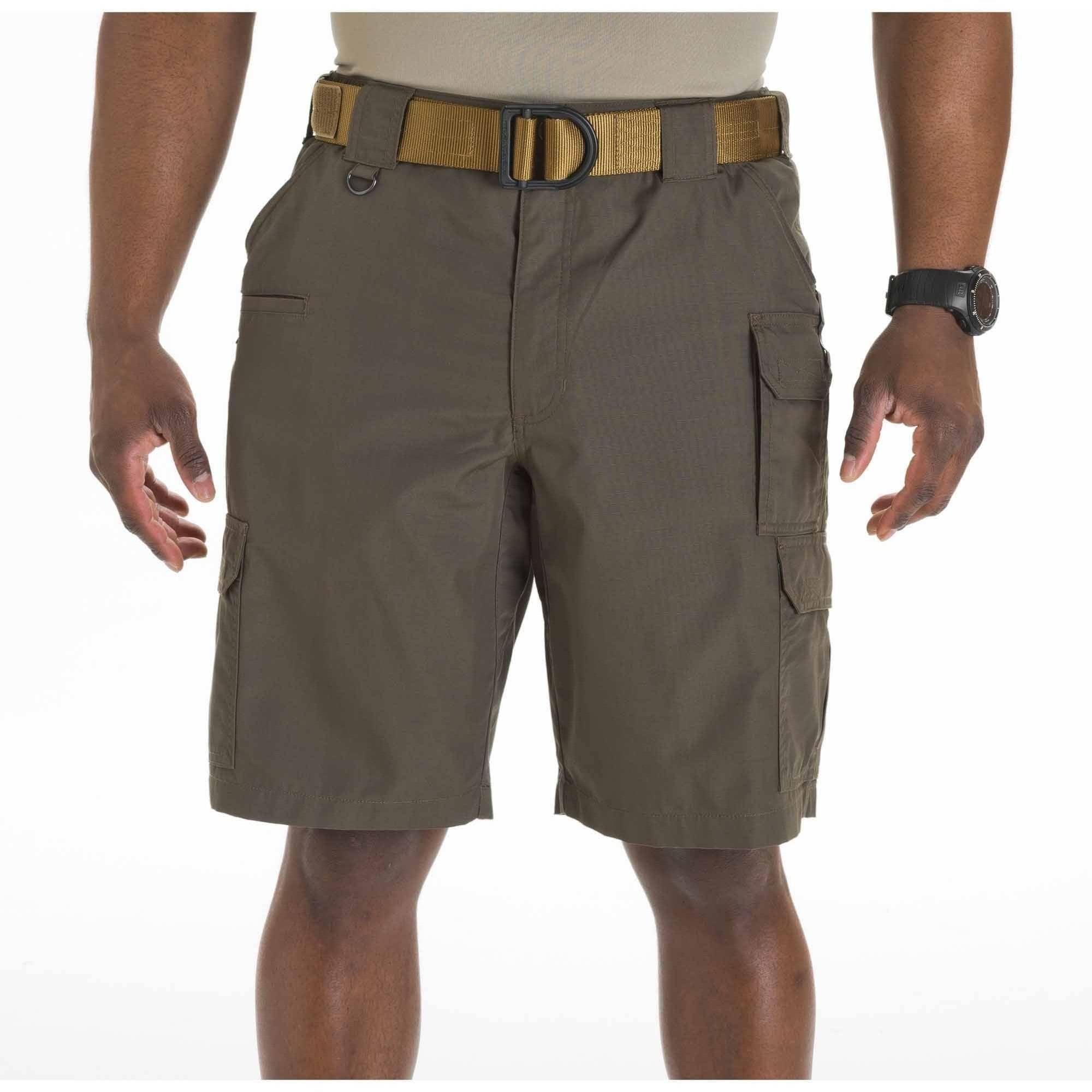 Men's Taclite Shorts, 11, Tundra