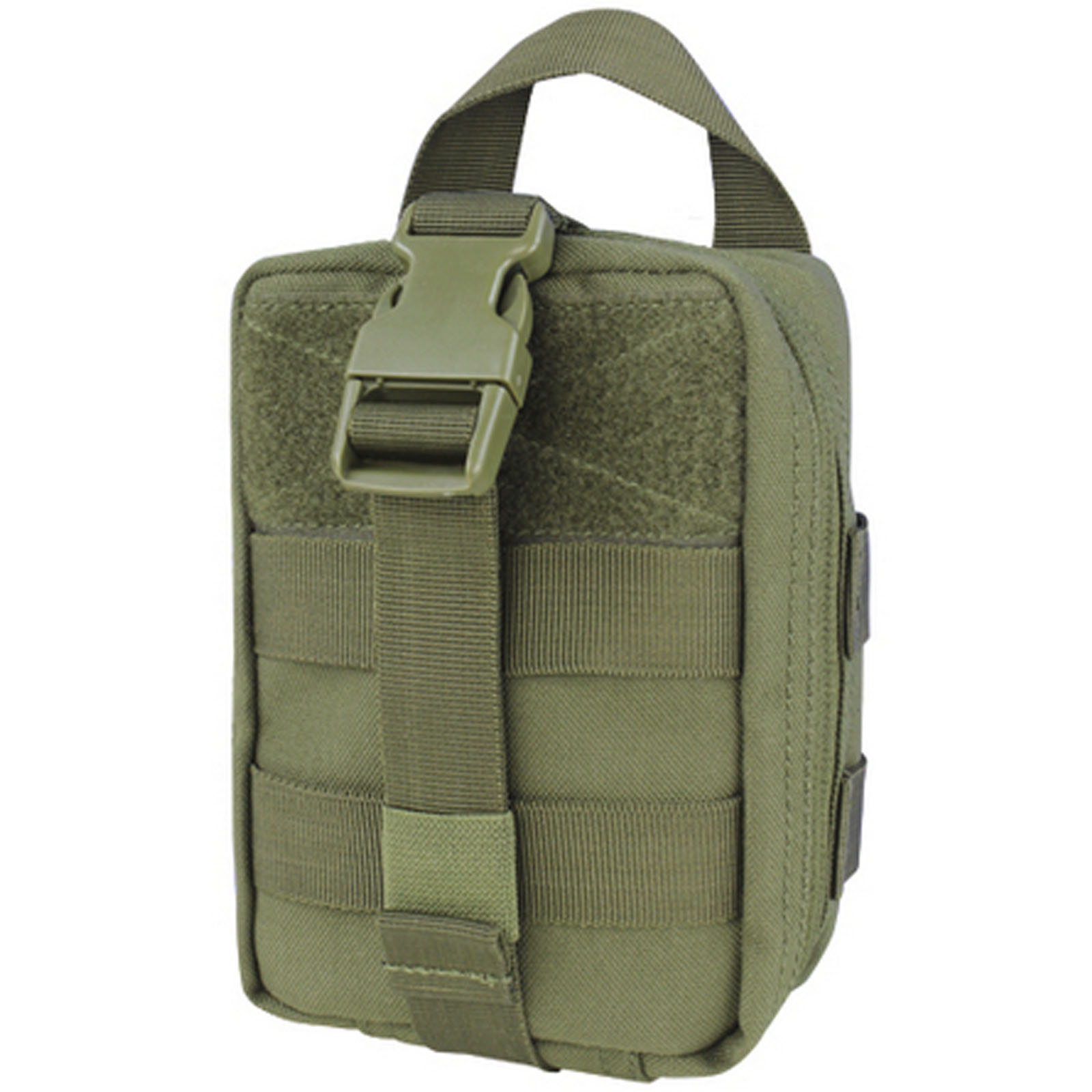 Condor #191031 Tactical Rip-Away MOLLE EMT Lite Pouch - OD Green