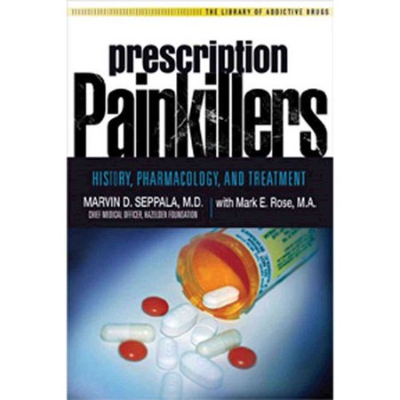 Prescription Painkillers  History  Pharmacology  And Treatment
