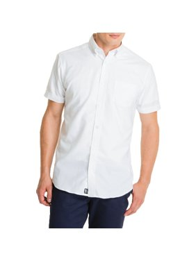 1a0a20fa Product Image Young Men's Short Sleeve Oxford Shirt