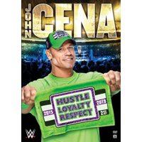 WWE: John Cena Hustle Loyalty Respect (DVD)