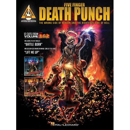 Five Finger Death Punch : The Wrong Side of Heaven and the Righteous Side of