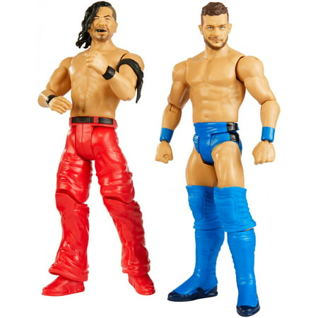 WWE Battle Pack Finn Balor vs Shinsuke Nakamura Action Figure