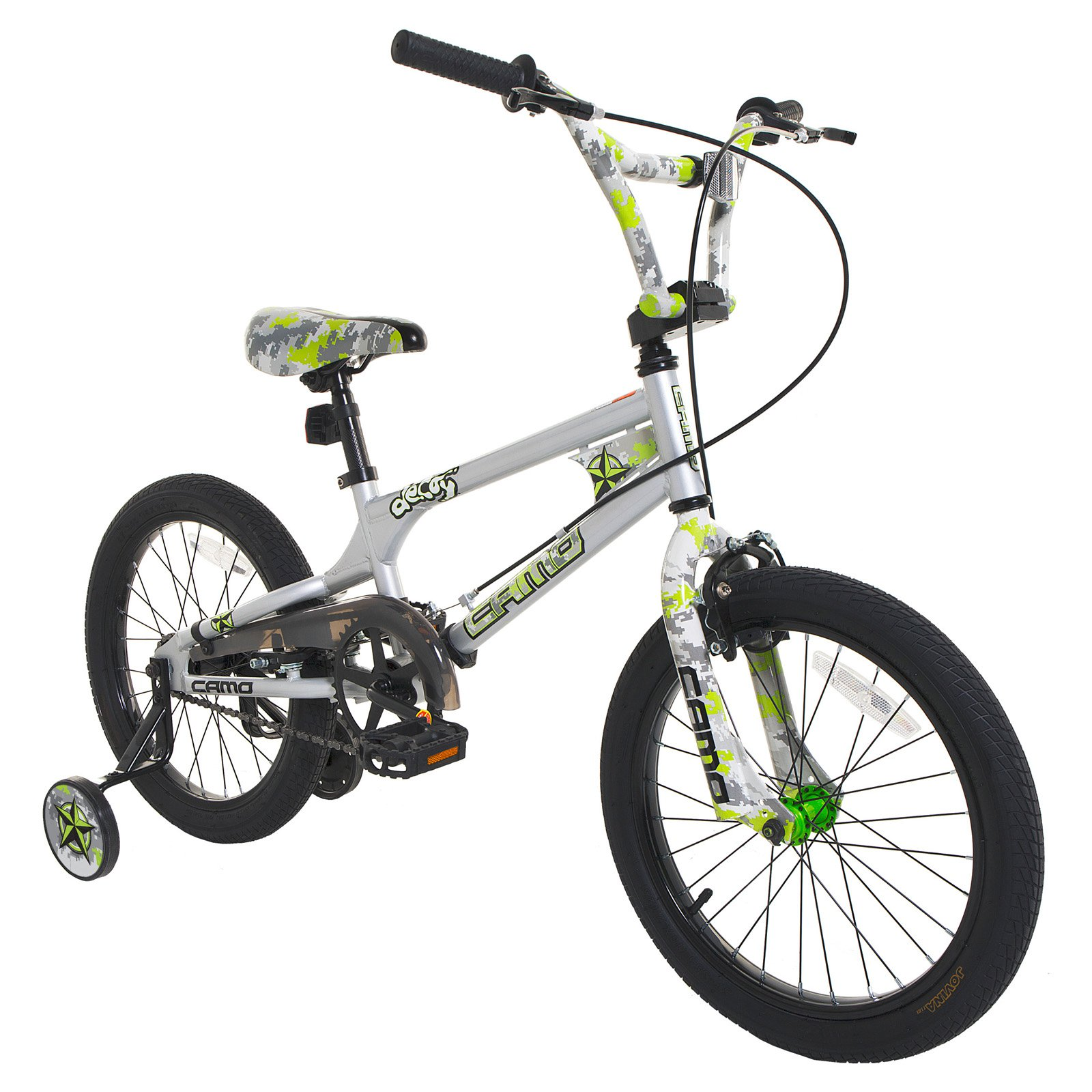 "18"" Camo Decoy Boys' Bike by Dynacraft"